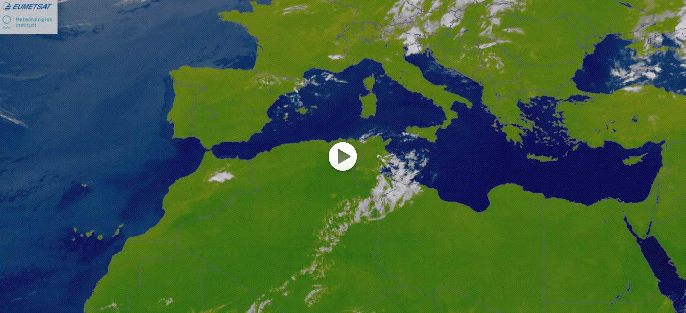 Metewrologikoi Xartes Meteo Maps