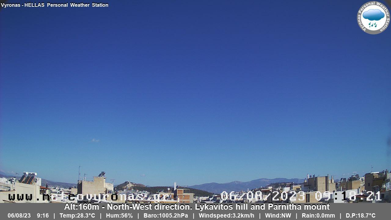 Vyronas live Camera
